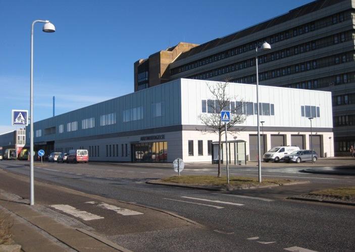 Region Nordjylland – Sygehus Vendsyssel, Hjørring – Ny Fælles Akutmodtagelse (FAM) - Harde Larsen